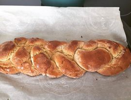 Pulla: Finnish Coffee Bread