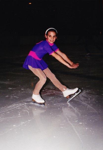 Childhood Skating
