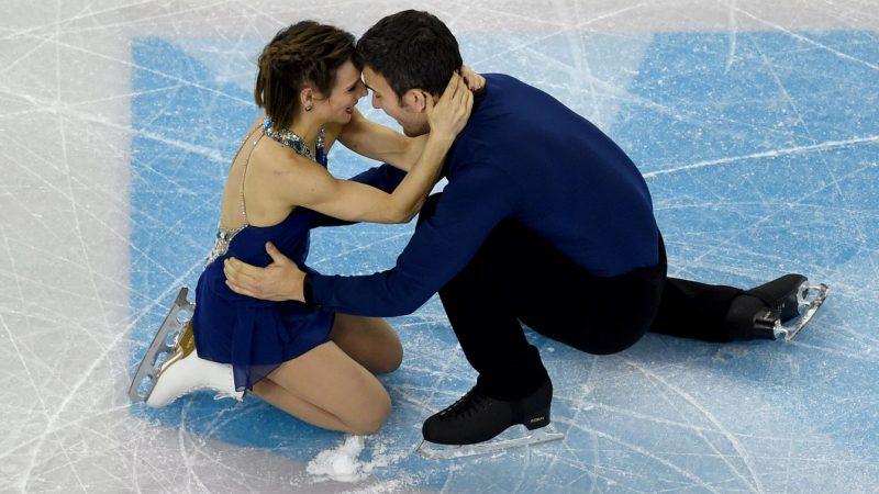 Finished Free Skate at 2016 Worlds!