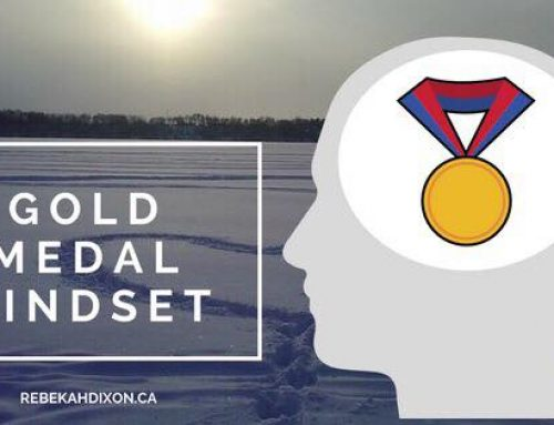 3 Tools to Develop a Gold Medal Mindset