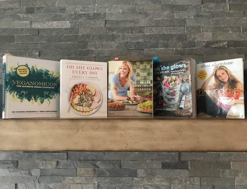 Vegan Reading Library