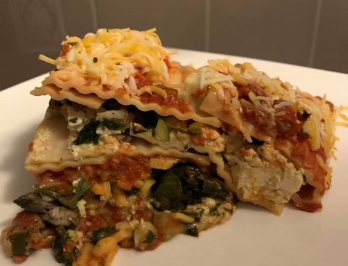 Lasagna Recipe 2.0