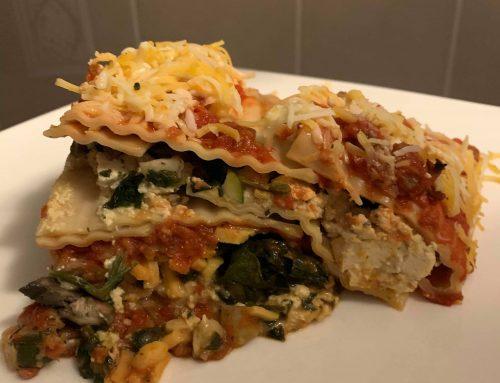Lasagna Recipe 2.0