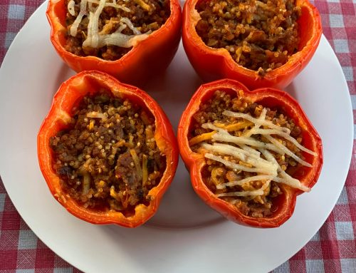 Amazing Stuffed Peppers